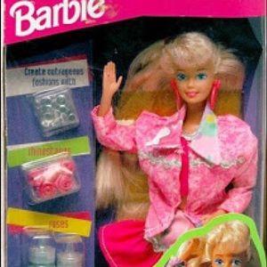 1993 Paint n Dazzle Barbie